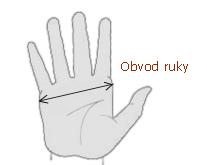 d0f2505734a Tabulka velikostí pánských rukavic